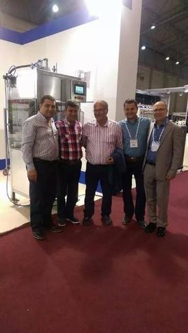 Sever Makine Sahibi Coşkun Sever'i Burhaniye Belediye Başkanı Necdet Uuysal Ve Ticaret Odası Başkanı Hüseyin Sarıbaş'da Yalnız Bırakmadı.