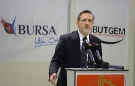 Butgem Sayesinde 15 Bine Yakın Kursiyerin Meslek Sahibi Olduğunu Belirten Btso Yönetim Kurulu Başkanı Burkay, Bursa'da İşsizlik Probleminin Olmadığını İşçisizlik Probleminin Olduğunu Söyledi.