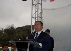 """Milli Savunma Bakanı İsmet Yılmaz, Atatürk'ün, """"benim En Büyük Eserim Cumhuriyettir' Dediğini Hatırlattı."""