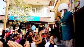 Başak Gıda Çocuk Şenliği Kapsamında Sarıgöl'de 'nasrettin Hoca' Etkinliği Düzenlendi. 29 Ekim Cumhuriyet Bayramı Nedeniyle Sarıgöl'de Çelik Market Önünde Yapılan Etkinlikte Çocuklar Gönlünce Eğlendi.