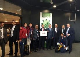 Bursa İş Dünyası Temsilcileri, Bursa Ticaret Ve Sanayi Odası (btso) Küresel Fuar Acentesi Projesi Kapsamında Fransa'nın Başkenti Paris'te Düzenlenen 'sial 2014 Uluslararası Gıda Ve İçecek Fuarı'nı Ziyaret Etti.
