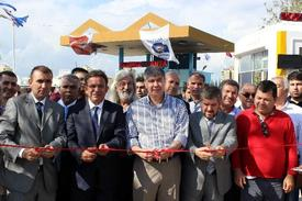 Antalya Büyükşehir Belediyesi Toptancı Hal Kompleksi'nin Sezon Açılışı İlk Kez Törenle Gerçekleştirildi.