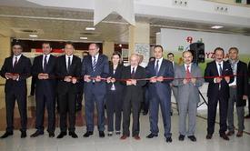 Oyuncak Sektörünün Önde Gelen Firmaları İstanbul'da Buluştu. İstanbul Fuar Merkezi'nde Gerçekleştirilen Toyzeria Oyuncak, Lisans, Oyun Ve Oyun Ekipmanları Fuarı'nın Açılışı, Aile Ve Sosyal Politikalar Bakanlığı Çocuk Hizmetleri Genel Müdürü Temindar Aytekin Tarafından Yapıldı.