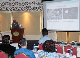 Türk Radyoloji Derneği Tarafından 'genitoüriner Radyoloji' Sempozyumu Elazığ'da Düzenlendi.