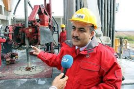 Türkiye Petrolleri Anonim Ortaklığı Adıyaman Bölge Müdürü Savaş Bütün, Petrolcülükte Sondajın Çok Önemli Olduğunu Vurgu Yaparak, Her Şeyin Sondajla Başladığını Dile Getirdi.