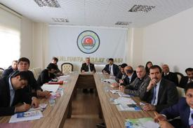 Su Ve Suyun Kullanımı İçin Japon Ve Türk Üniversitelerin Birlikte Gerçekleştirdiği Çalıştay Şanlıurfa'da Yapıldı.
