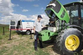 Orhangazi'de Traktörlerin Fenni Muayenesi Köylerde Yapılacak
