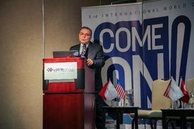 Lobin World Başkanı Fahri Ustaoğlu, 3. Kalite Zirvesi'nde Konuştu.