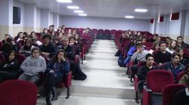 İstanbul Kemerburgaz Üniversitesi, Tekirdağ'da Üniversite Sınavlarına Hazırlanan Öğrencilere Yardımcı Olmak Amacıyla Seminer Düzenledi.