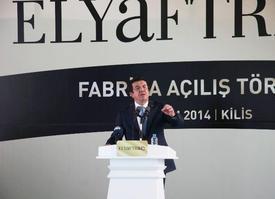 Ekonomi Bakanı Nihat Zeybekci, \