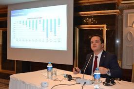 Başbakanlık Yatırım Destek Ve Tanıtım Ajansı (tydta) Başkan Yardımcısı Arda Ermut, Son 12 Yılda Türkiye'ye Gelen Doğrudan Yabancı Yatırımın 146 Milyar Dolara Ulaştığını Belirtti.