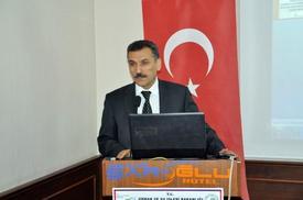 Çalıştayda Konuşan Tunceli Valisi Osman Kaymak, İldeki Güvenlik Ve Sosyal Sorunlar Nedeniyle Uzun Yıllar Boyunca Ciddi Bir Bilimsel Araştırma Yapılamadığını Söyledi.