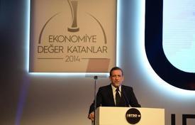 Btso Yönetim Kurulu Başkanı İbrahim Burkay, Ekonomiye Değer Katanlar Ödül Töreninde Açıklamalarda Bulundu.
