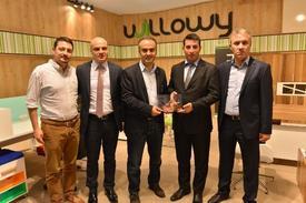 Bursa'nın İnegöl İlçesinde Açılan 32. Modef Expo Fuarı, 8 Kasım 2014 Cumartesi Akşamı Sona Ererken, Katılımcı Firmalara Sertifika Verildi