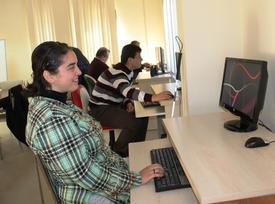 Kursa Katılan Görme Engelliler Milli Eğitim Bakanlığı Onaylı Bilgisayar Kullanımı Sertifikası Alabilecek.
