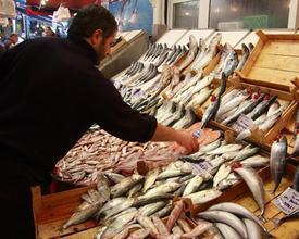 Son Günlerde Düşen Balık Fiyatları Vatandaşların Yüzünü Güldürdü.