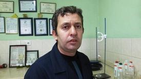 Laborant Ahmet Korkmaz'da, \
