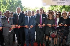 Ziraat Ajans Tarafından Bu Yıl 3'üncüsü Düzenlenen Yöresel Ürünler Tanıtım Günleri Ve Kültür Sanat Etkinlikleri, Antalya'da Başladı. Dört Gün Sürecek Etkinlikte 57 İlden Bin 800'e Yakın Yöresel Ürün Sergileniyor.