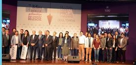 Toki İle İştiraki Emlak Konut Gyo Tarafından Düzenlenen '7 İklim 7 Bölge Gelenekten Geleceğe Ulusal Mimari Proje Yarışması'nda Ödüller Sahiplerini Buldu.