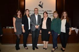 Panele, İş Ve Meslek Sahibi Kadınlar Federasyonu (bpw) Adana Temsilcisi Ayça Katlav, Kagit, Adana Soroptimist Ve Seyhan Soroptimist Temsilcileri Katıldı.