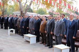 Kahramanmaraş'ta İnşaat Ve Kentsel Dönüşüm Fuarı, Törenle Açıldı.