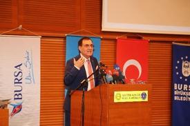 Türkiye'nin 2023 Yılındaki Hedeflerinin 500 Milyar Dolar İhracat, 50 Milyon Dolar Turist Ve 500 Milyar Gelir Girdisi Hedeflenmekte Olduğunu İfade Eden Mercan Turizm Ceo'su Ve Yönetim Kurulu Başkanı Cüneyt Mengü, \