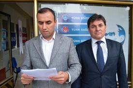 Türk Eğitim-sen Ayvalık Baştemsilciliği İle Türkav Temsilciliği Yaptıkları Bir Basın Açıklamasıyla Bu Duruma Sert Tepki Gösterdi.