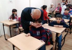Süleyman Demirel Üniversitesi, Yabancı Uyruklu Yüksek Lisans Ve Doktora Öğrencileri, Öğretim Görevlileri İle Kentte Kamu Görevi Yürüten Kişilerin Çocuklarına Yönelik Eğitim Programı Başlattı.