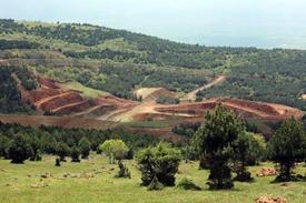Manisa'nın Turgutlu İlçesinde, Çaldağı Madeninin Nikel Tesisi İçin Çevresel Etki Değerlendirmesi (çed) Raporu, Çevre Ve Şehircilik Bakanlığı Tarafından Onaylandı.