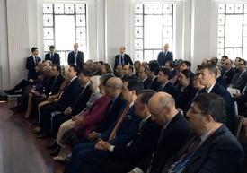 Tobb Başkanı Rifat Hisarcıklıoğlu, G20'nin İş Dünyası Kolu Olan B20'de Dönem Başkanlığı Görevine Başladı.