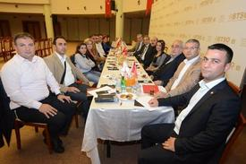 Btso 23. Komite Başkanı Akif Akyıldız, Bursa'daki Özel Eğitim Ve Rehabilitasyon Merkezlerinin Sahipleriyle Bir Araya Geldi.