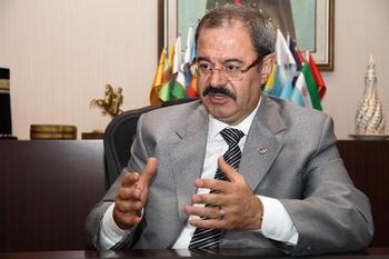 Gso Yönetim Kurulu Başkanı Adil Konukoğlu, Gaziantep'ten Bu Yıl Ekim Ayında Geçen Yılın Ekim Ayına Göre Yüzde 6,6 Oranında Artışla Topla 569 Milyon 742 Bin Dolarlık İhracat Yapıldığını Bildirdi.
