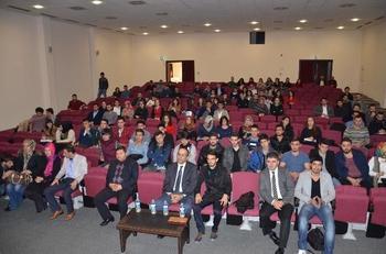 Uludağ Üniversitesi Hukuk Fakültesi Hukuk Topluluğu Öğrencilerinin Tertiplediği Konferansın Konuğu Gemlik Belediye Başkanı Avukat Refik Yılmaz Oldu.