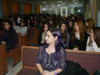 İstanbul Kemerburgaz Üniversitesi, Üniversite Sınavı Öncesi Edirne'de Öğrencilerle Bilgilendirme Toplantısı Gerçekleştirdi.