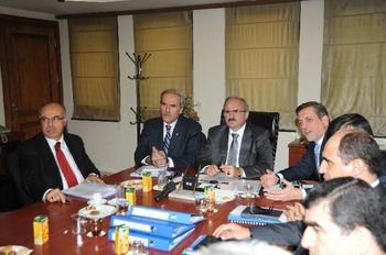 Bursa Valiliği Tarafından 7 Ağustos 2014 Tarihinde Kurulan Çevre Komisyonu, İkinci Toplantısını Gerçekleştirdi.