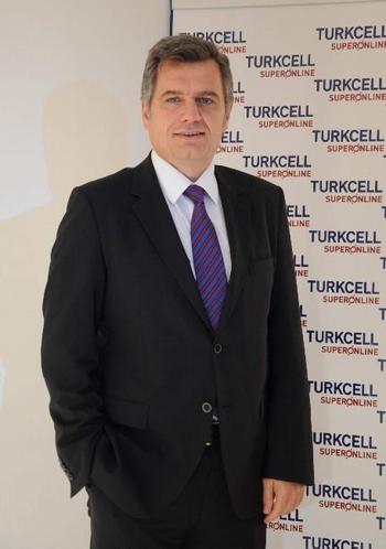 Turkcell Süperonline Genel Müdürü Murat Erkan