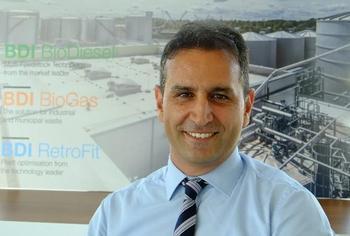 Bdı-bioenergy Türkiye Genel Müdürü Onur Taş, Şirketin Türkiye'de Biyoenerji Alanındaki Geleceği Görerek Yatırım Kararı Aldığını Söyledi.