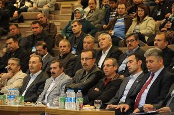 Memur-sen'e Bağlı Eğitim-bir-sen Nevşehir Şubesinin 3. Olağan Kongresi Nevşehir Belediyesi Kapadokya Kültür Ve Sanat Merkezi'nde Yapıldı.