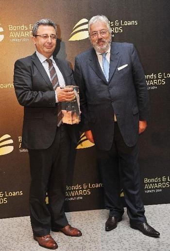 Karsan, Türk Sermaye Piyasası'ndaki En İyi Uygulamaların Tescillendirildiği 'bonds&loans Awards Turkey 2014' Tarafından 'yılın Tahvili Ödülü'nü Almaya Layık Görüldü.
