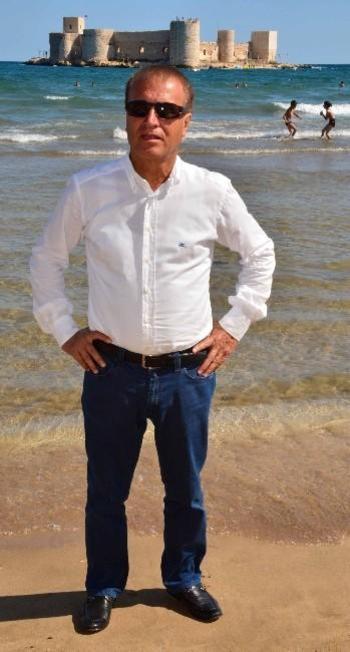 Kızkalesi Kültür Turizm Derneği Başkanı Hüseyin Çalışkan, Kızkalesi'nin Hak Ettiği Turizm Kredisini Kullanamadığını Söyledi.