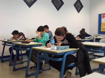 Özel Sanko Okulları, Türkiye Zeka Vakfı'nın Düzenlediği Oyun 2014 \